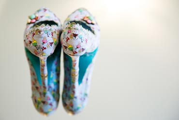 The Awesometastic Bridal Blog: Friday Fun: Wedding Shoes