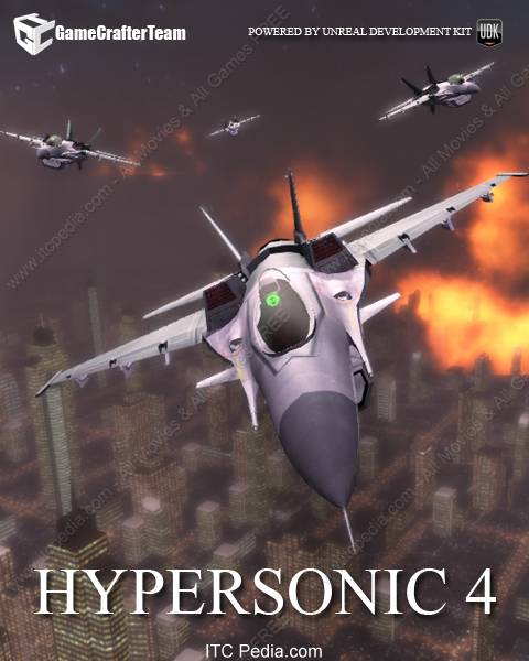 hypersonic 4 pc