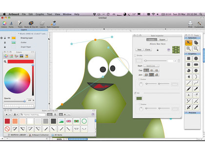 Free Download Software Artboard V1 4 Mac Osx Retail V1 6
