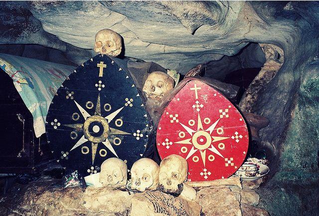 http://www.flickr.com/photos/23817875@N04 Merupakan tempat penyimpanan mayat biasa disebut ruang tempat arwah berdiam.