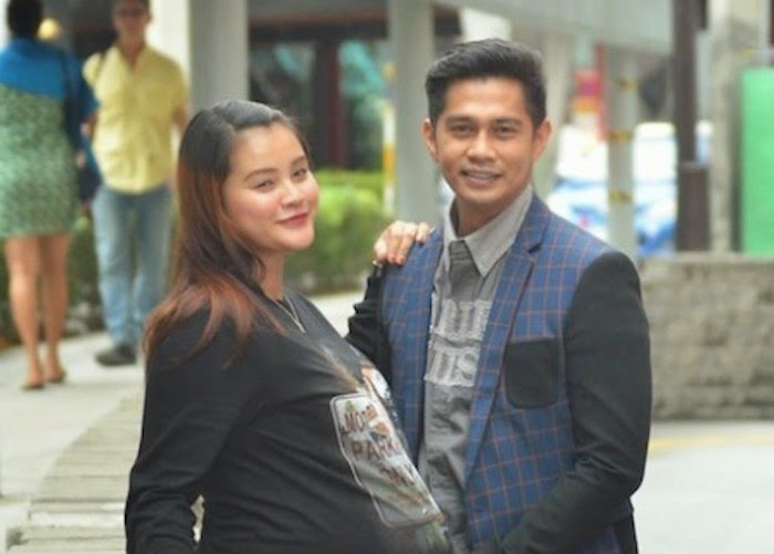 Fizz Dan Almy Nadia Namakan Anak Sulung Nur Afrina Ariana