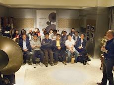 11月8日 勝旗音響公司參訪照片