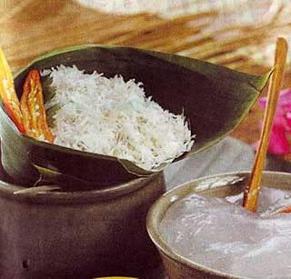 makanan khas indonesia dari papua - aunu senebre