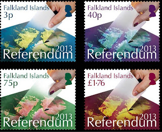 Falkland Islands - Referendum 2013 - http://www.falklandstamps.com