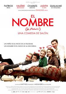 Ver Película El nombre (Le prenom) Online Gratis (2012)
