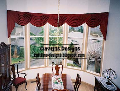 Bow Window Curtains2 Best 20 valance designs and small curtains for windows   2