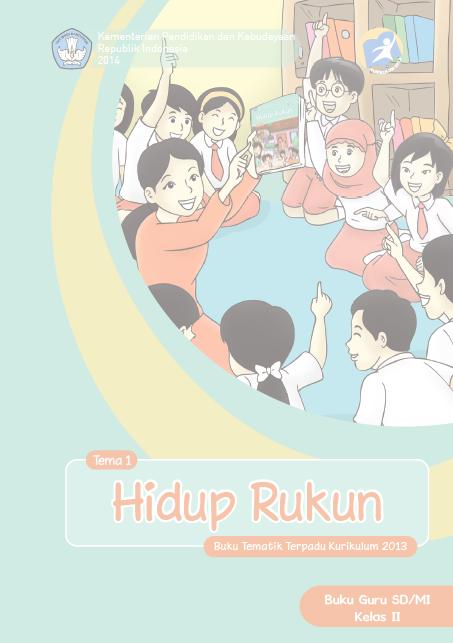 Buku Guru Kelas Ii Kurikulum 2013 Pak Widi Blog