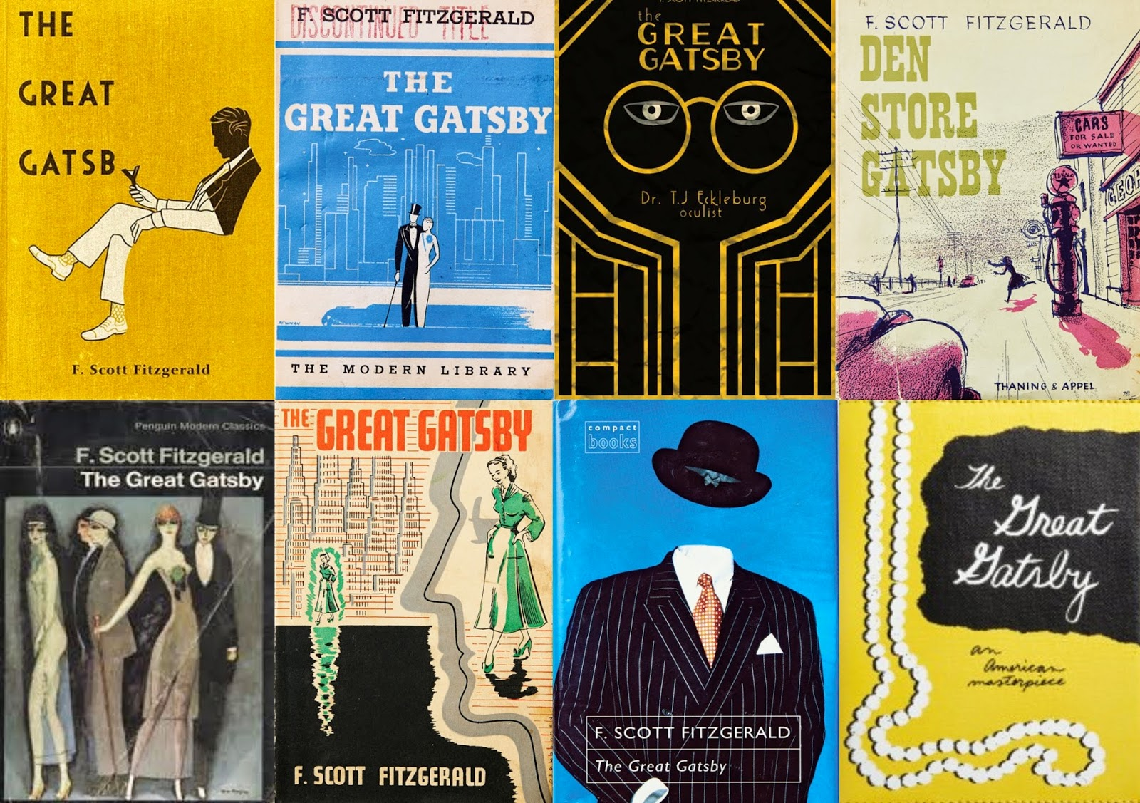 a book report on the great gatsby F scott fitzgerald's 1925 the great gatsby is a simple story at heart:   luhrmann also takes pretty big liberties with plot and form, some more.