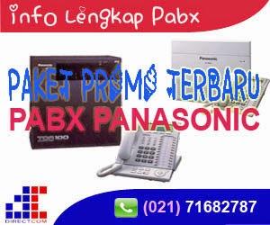 Harga Pabx Panasonic terbaru September 2014
