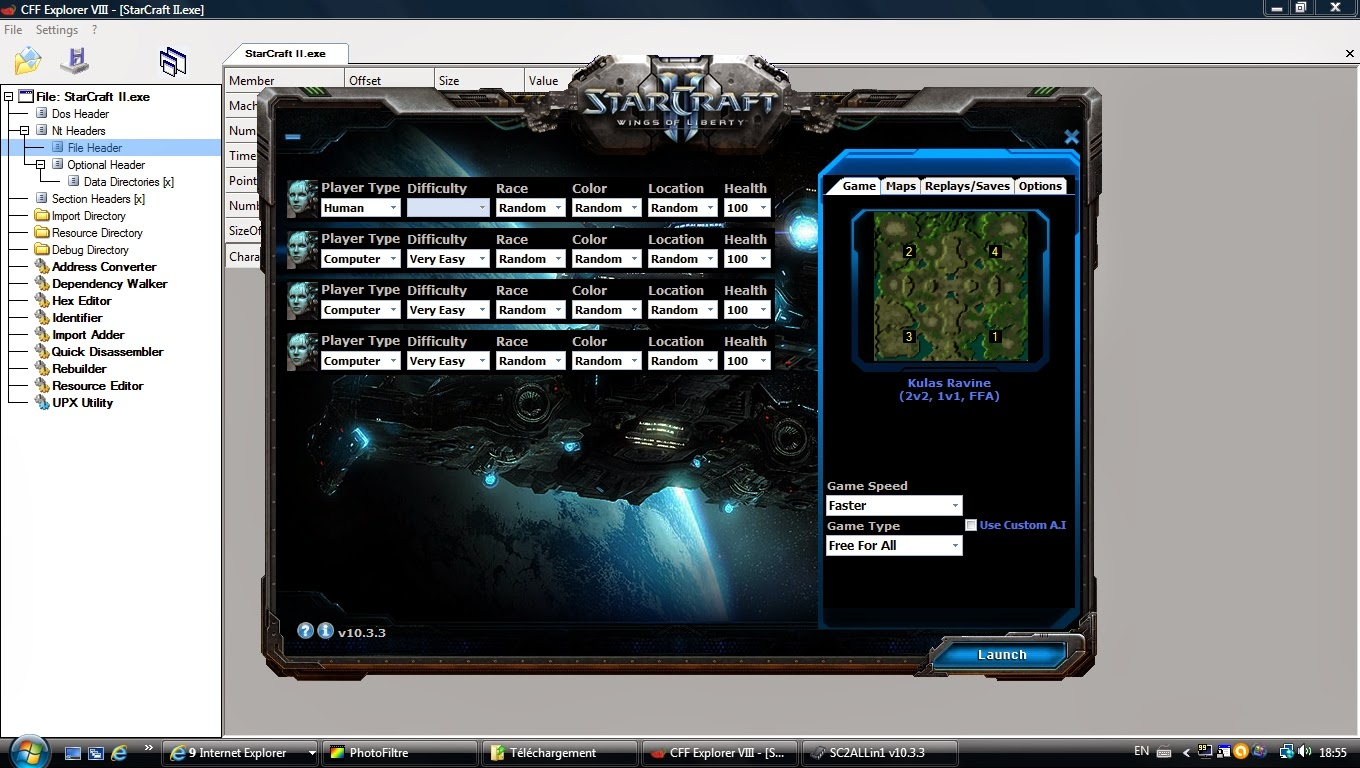 starcraft 2 matchmaking offline Starcraft ii: wings of liberty so this way only the matchmaking system default is to offline mode, starcraft 2 might have an offline mode but it.