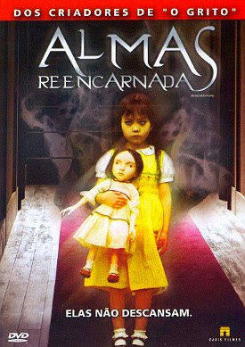 Filme Poster Almas Reencarnadas DVDRip XviD & RMVB Dublado