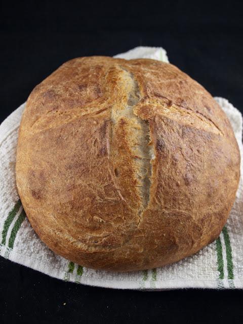 chleb zakwas ziemniaki