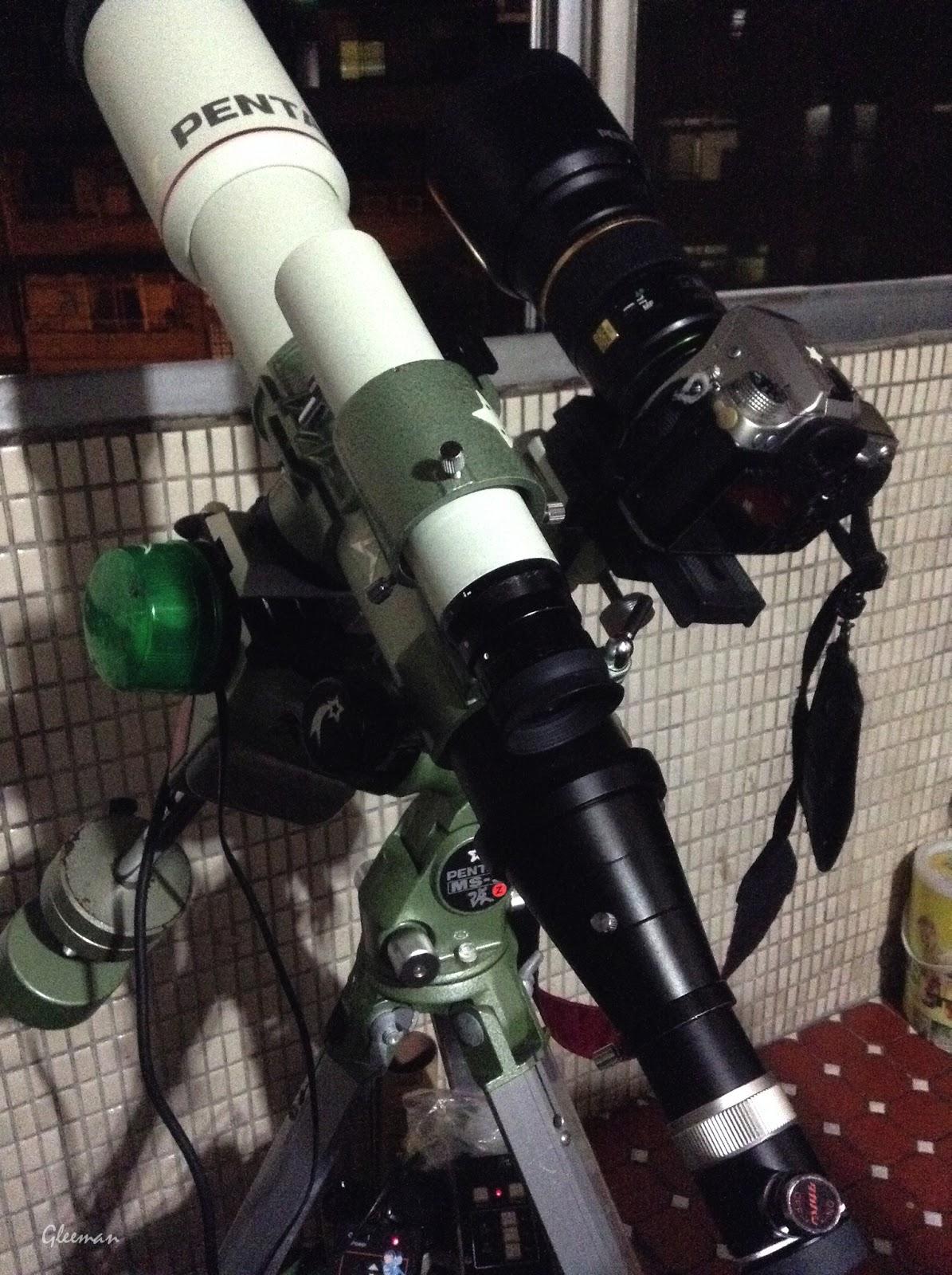 Pentax MS-3z 赤道儀