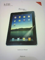 Anti Gores / Screen Guard Anti Glare Samsung Galaxy Tab 7 Plus P6200