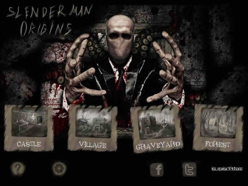 Slender Man Origins Android APK + DATA İNDİR