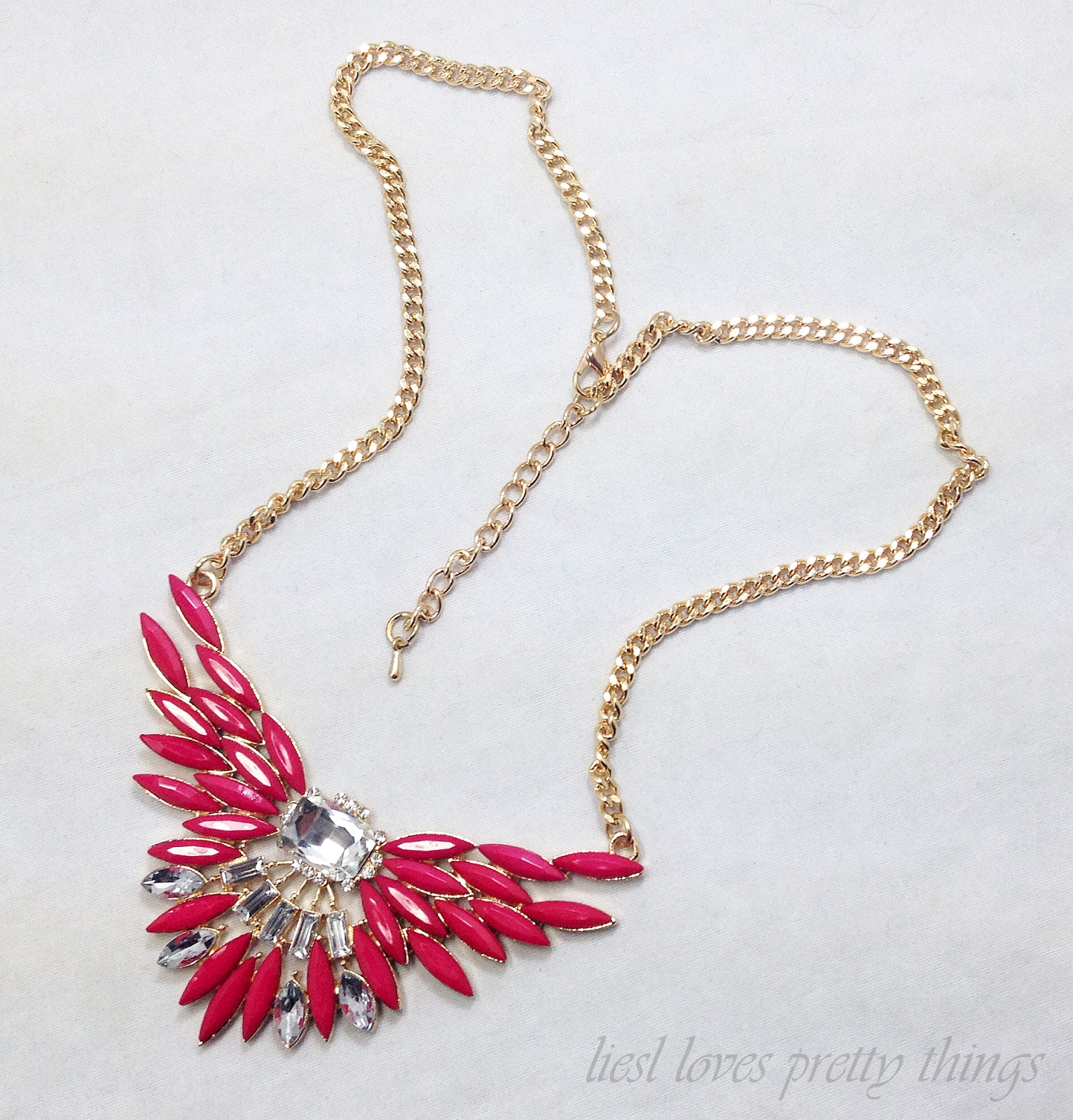 Wantable Accessories Box-- January 2015 Tracy necklace