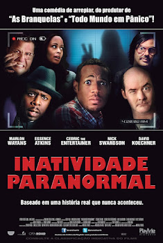 Download Baixar Filme Inatividade Paranormal   Dublado