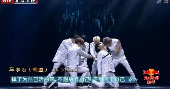 SHINee, BTS, VIXX & Rain perform at Lunar New Year shows in China