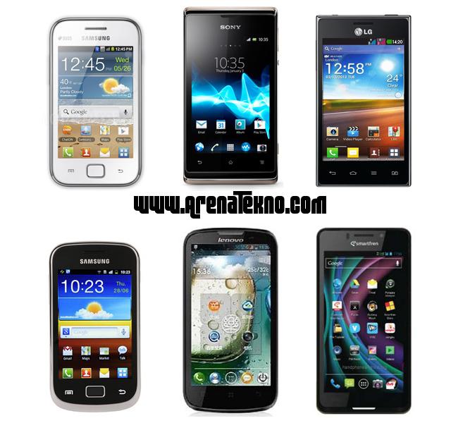 Rekomendasi HP Android Di Bawah 2 Juta