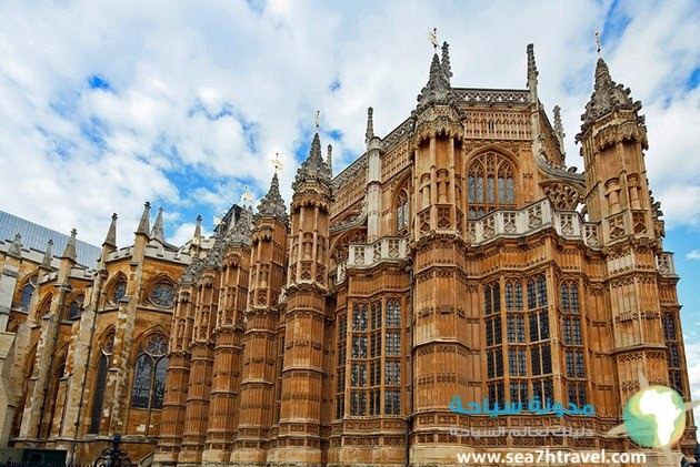 دير ويست منيستر Westminster Abbey