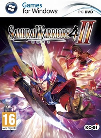 Samurai Warriors 4 II-CODEX TERBARU 2016 cover