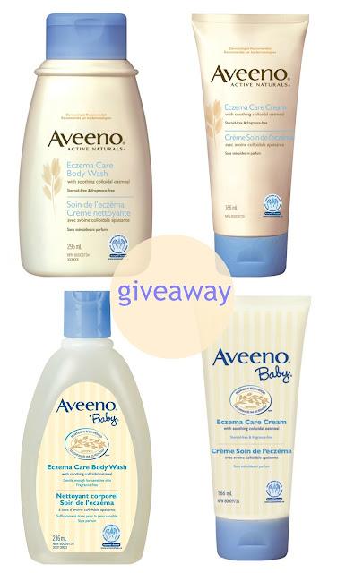 Aveeno giveaway