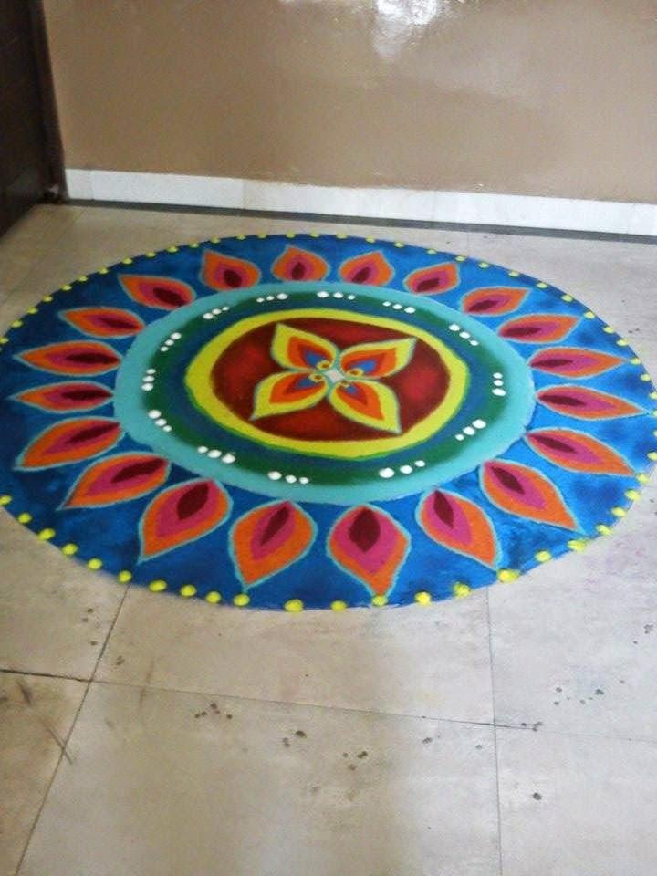 Rangoli Diwali Collection 2014 7