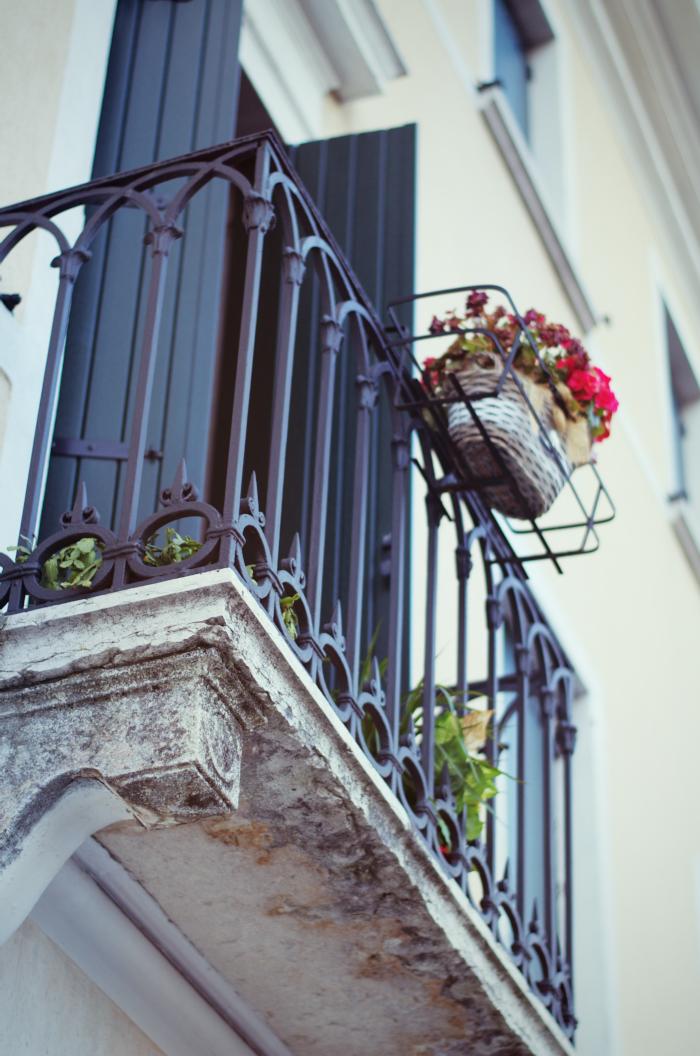 Italian balcony, SimonJVMEDIA Photography
