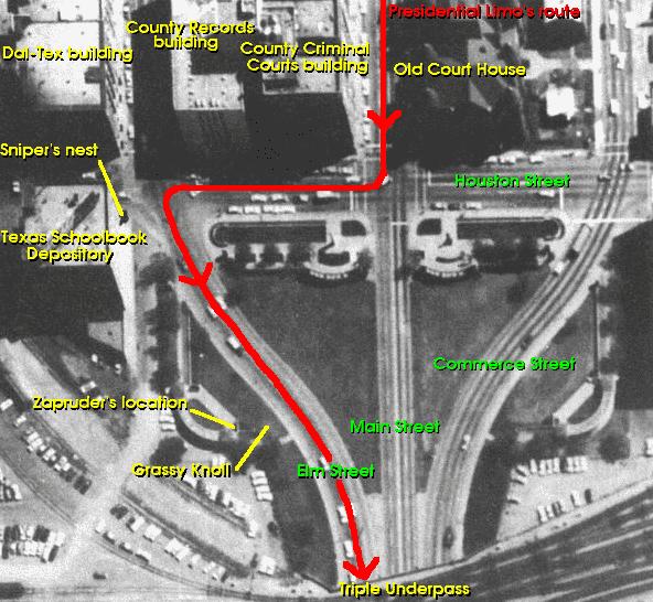 JFK Assassination Dealey Plaza
