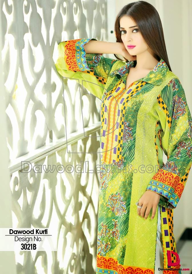Stylish Kurti, New Kurti, Kurti For Girls, New Fashion In Summer 2015.