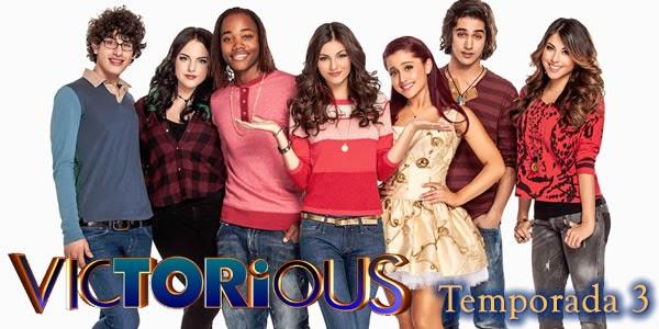 Victorious Temporada 3