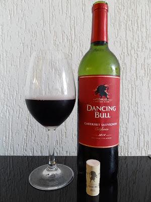 Dancing Bull Vintage Blend Cabernet Sauvignon 2010