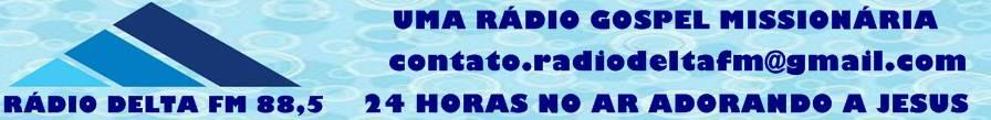 Rádio Delta FM 88,5 de Belo Horizonte-MG