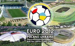 Jadwal Pertandingan Piala eropa 2012,EURO