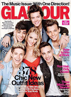 one direction glamour magazine