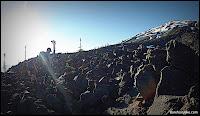Mount St. Helens loop