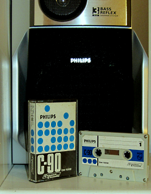 Philips Compact Cassette