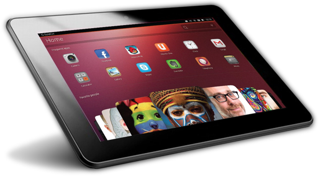 Noticia: Intermatrix U7 en pre-reserva. La primera tablet con Ubuntu Touch, primera tablet con ubuntu