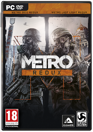 Metro Redux Bundle Black Box Repack