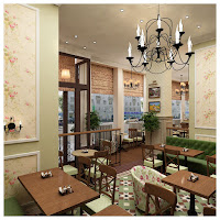 Дизайн студия,дизайн проект кафе,дизайн кафе,Поль бейкери,интерьер