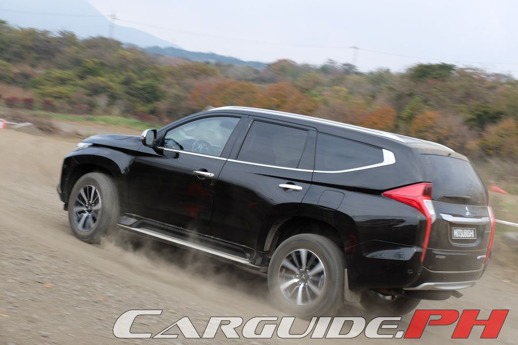 First Drive: 2016 Mitsubishi Montero Sport GT-Premium (w/ Video) | CarGuide.PH - Philippine Car ...