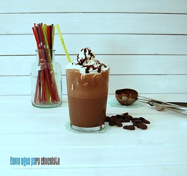 Batido De Chocolate.