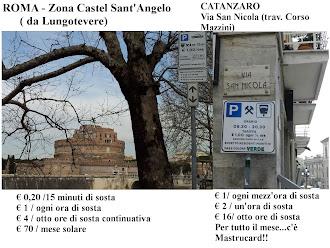 Castel San'Angelo vs Via San Nicola