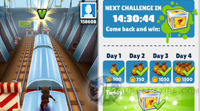 Subway Surfers: How to Complete Daily Challenges or Missions