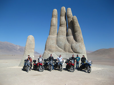 mano deserto Atacama