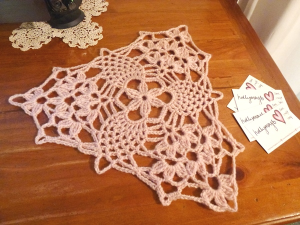 Hollymayb More Fancy Crochet