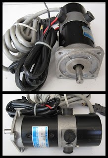 2nd machine dc servo motor encoder 100watt tamagawa japan