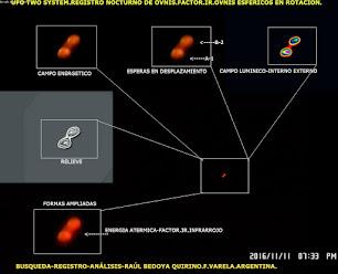 FOTO PRISIPAL-DOS OVNIS EN LA NOCHE-