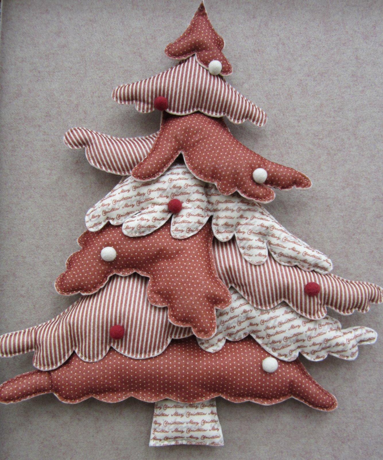 bevilacqua lane s.a.s.: albero di natale in feltro