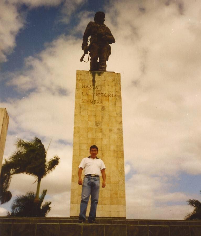 En Santa Clara, Cuba.